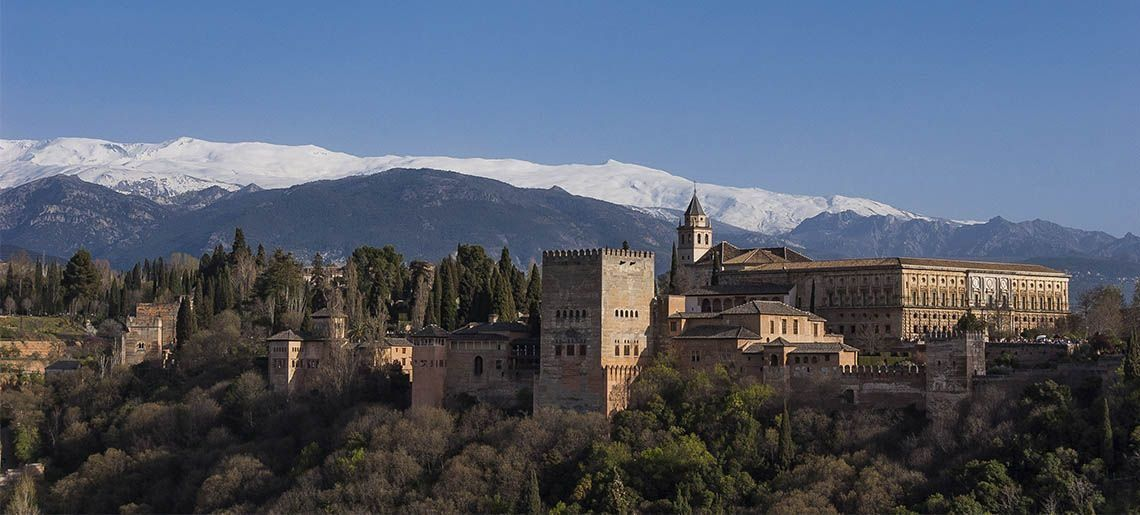 Alhambra - Tours Albaicin