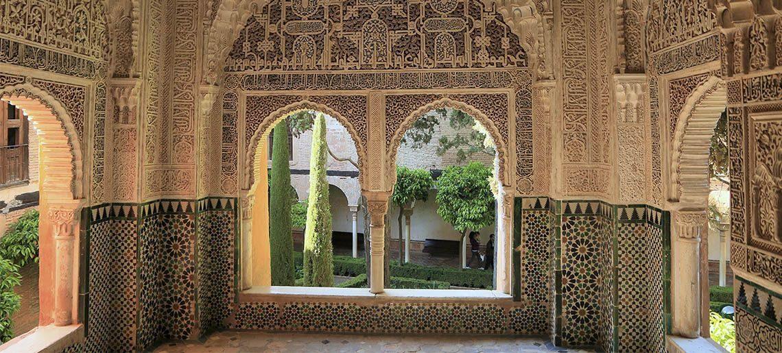 Interior Alhambra - Tours Alhambra
