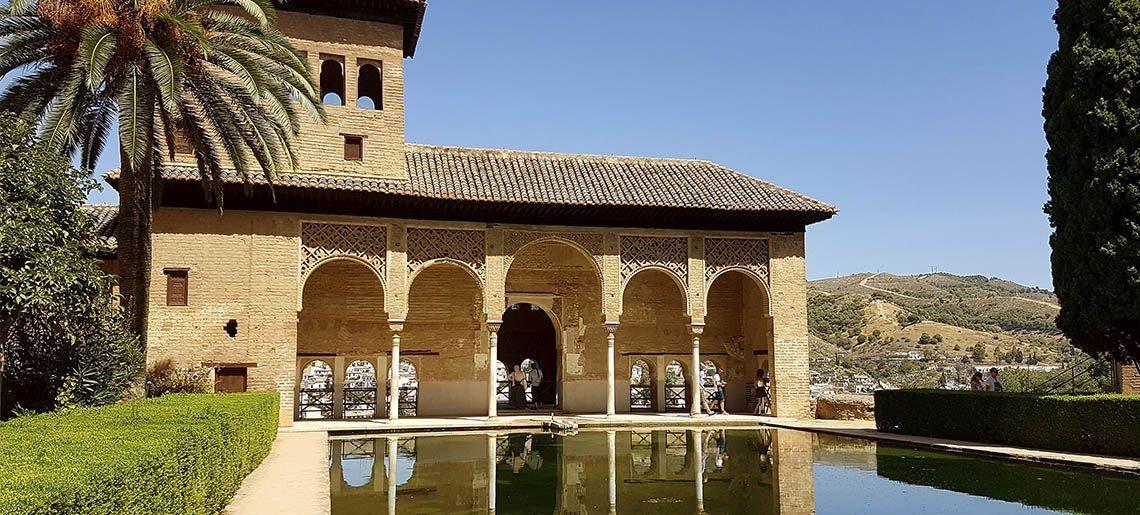 Partal - Tours Alhambra
