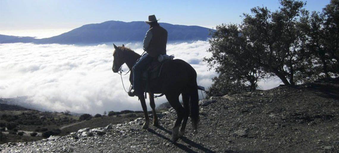 Alpujarra a caballo Granada - Tours alpujarra