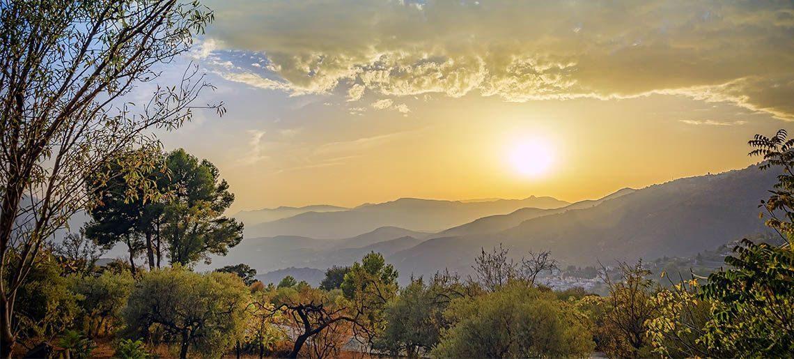 Alpujarra Granada paisaje - Tours