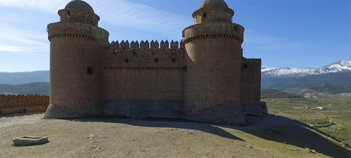 Palacio de Calahorra -Guadix Marquesado