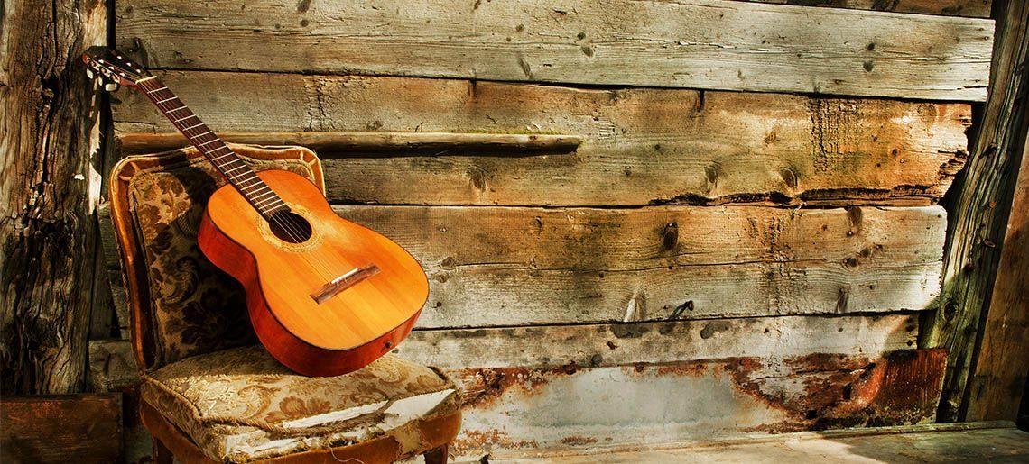 Guitarra sacromonte granada
