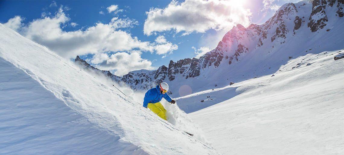 Sierra Nevada Esqui - Tours