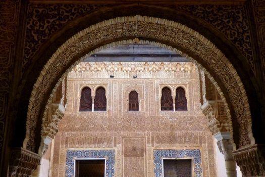 Alhambra Granada - Viaje Andalucía