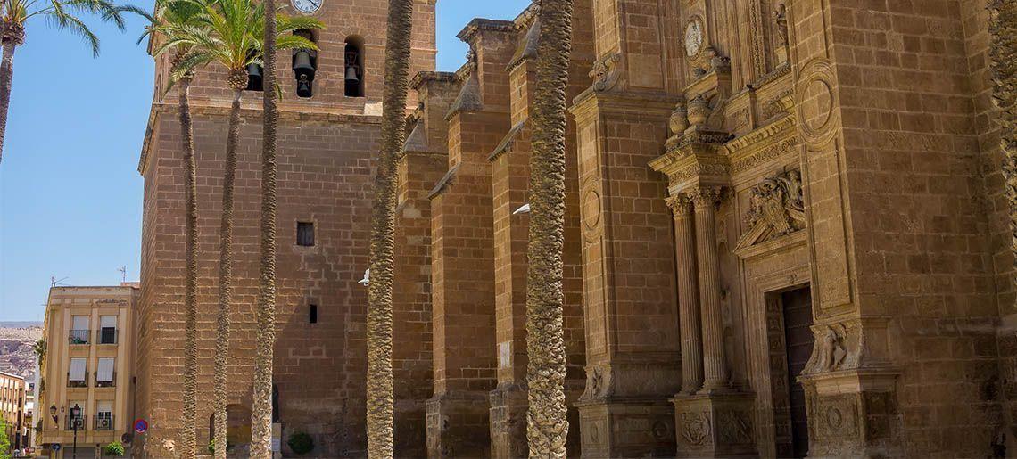 Catedral Encarnación Almería - Tours