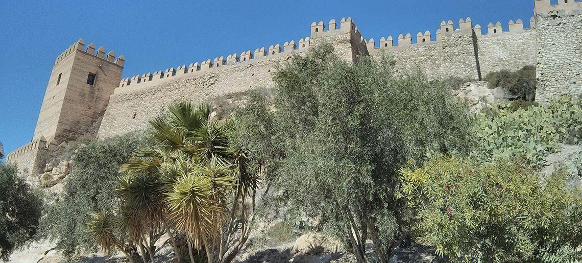 Alcazaba Almería- Tours