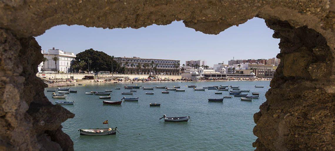 La Caleta- Tours Cádiz