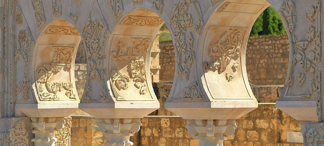 Medina Azahara - Tours Córdoba