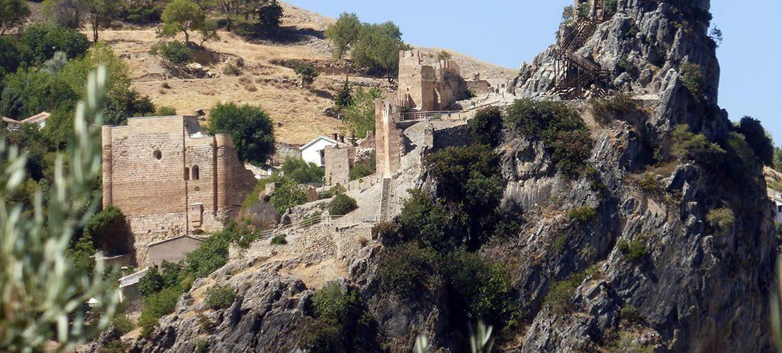 Castillos 2 - Tours Jaen