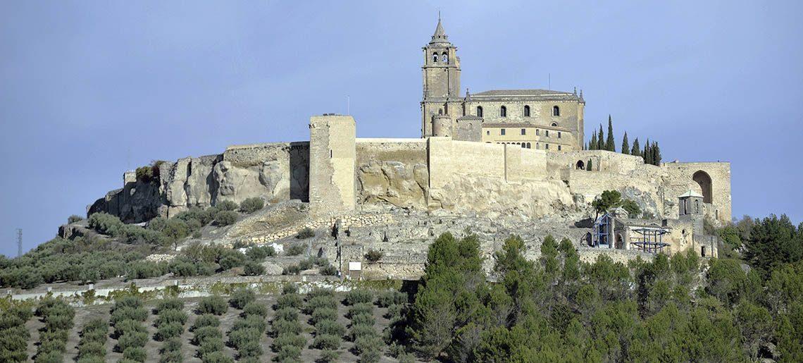 Castillos - Tours Jaen