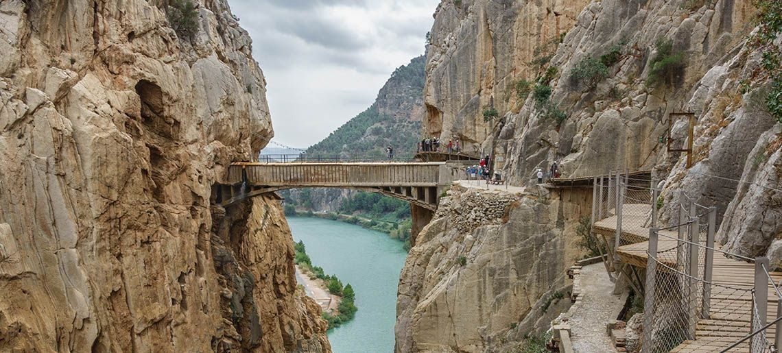 Caminito del Rey - Tours Malaga