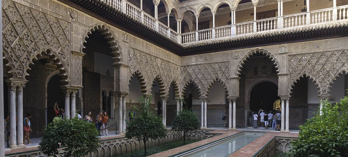 Reales Alcazares - Tours Sevilla