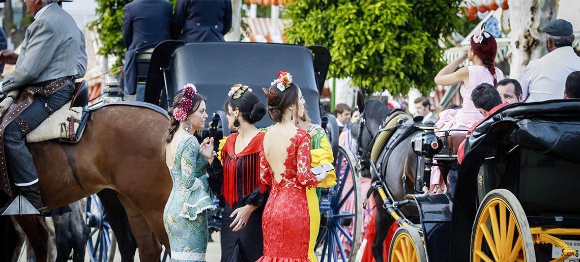 Feria de Abril - Tours Sevilla