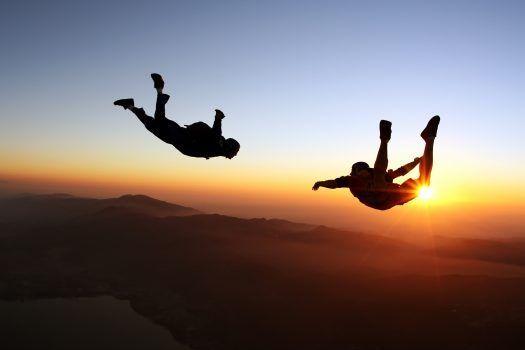 Salto en Paracaídas - Trips de Aventura