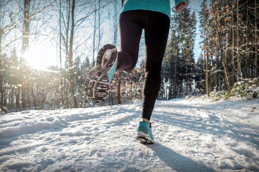 Running - Deportes Aventura Invierno Andalucía