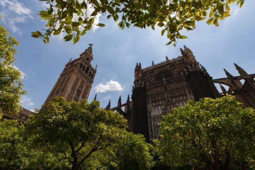 Giralda - Tours Sevilla